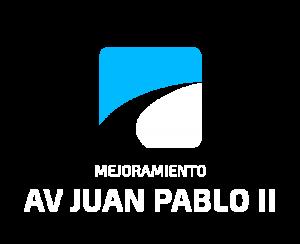 Mejoramiento y ampliación de la av. Juan Pablo II