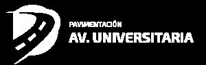Mejoramiento de la infraestructura vehicular y peatonal de la av. Universitaria